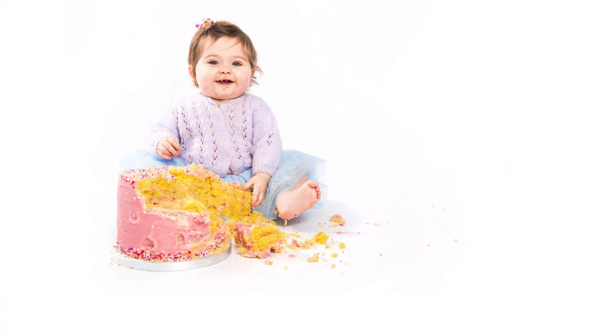 Cake Smash Crawley
