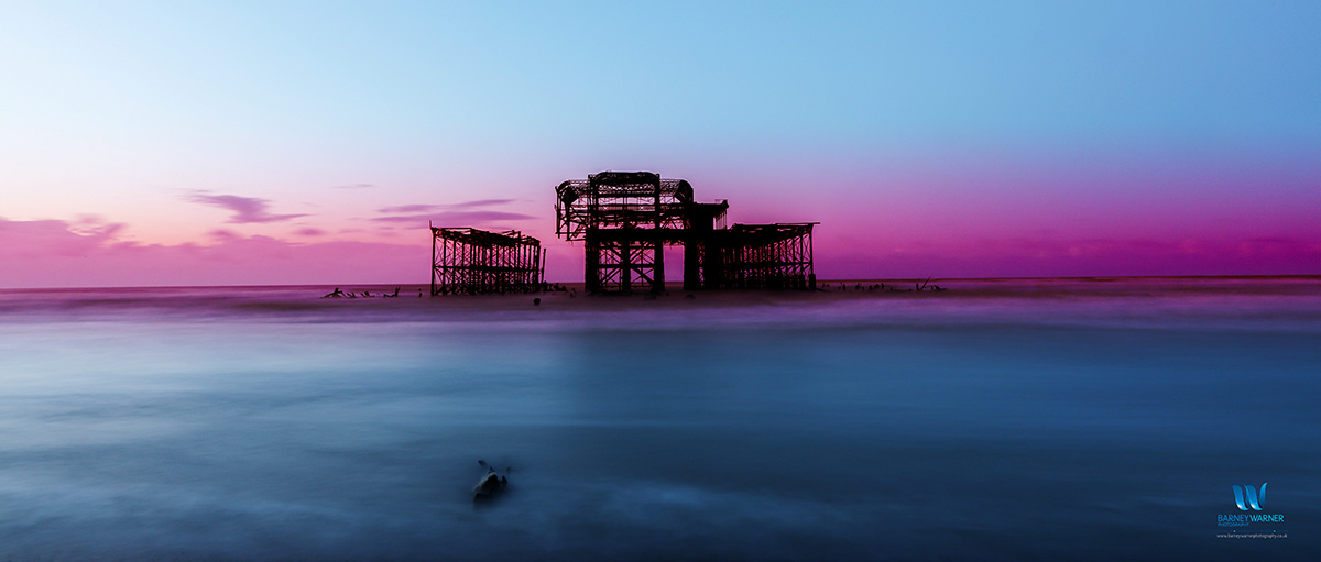 West Pier Brighton Photography