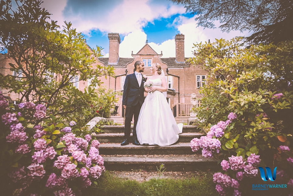 Rowfant House Wedding