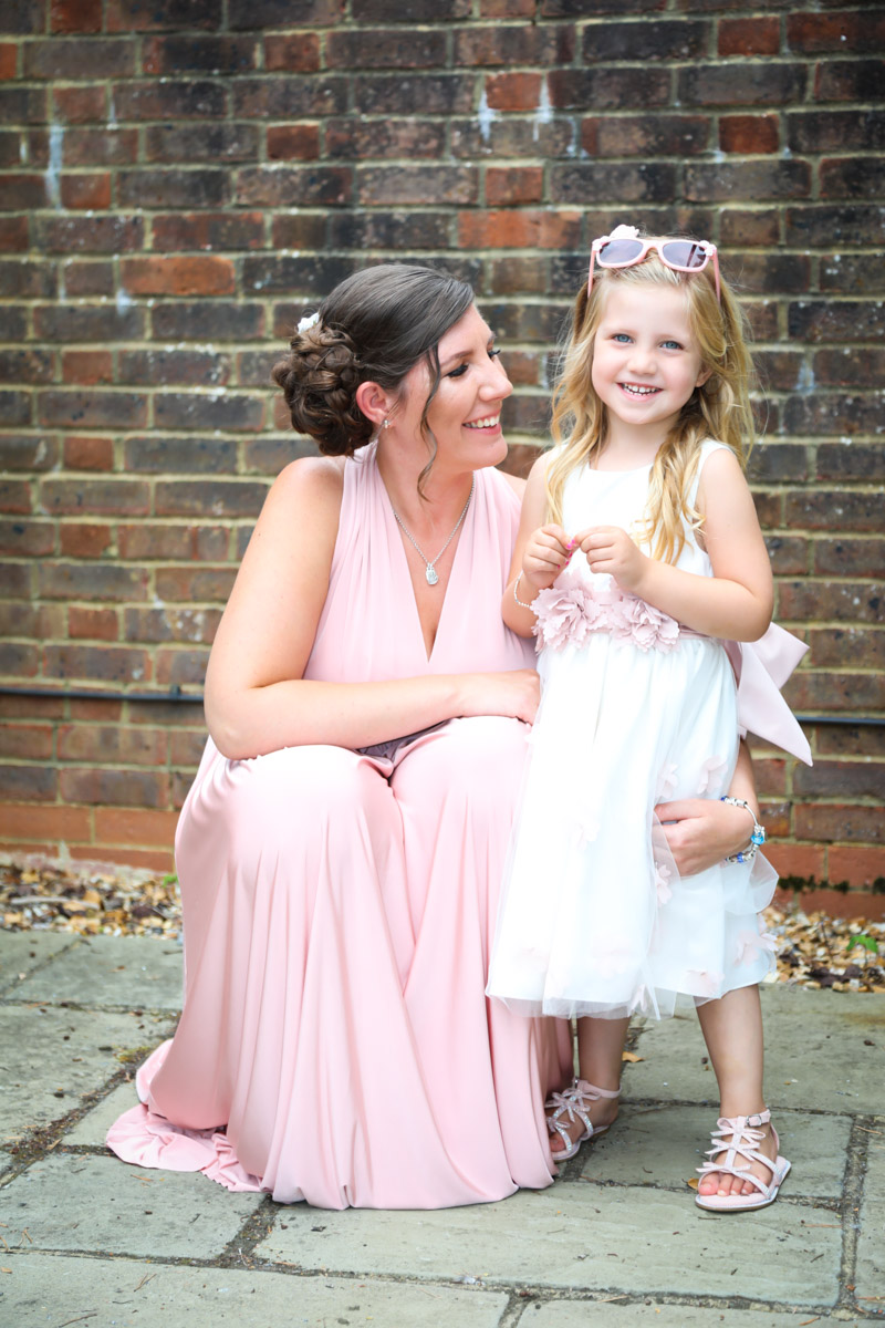 West Sussex Wedding photography at Ghyll Manor