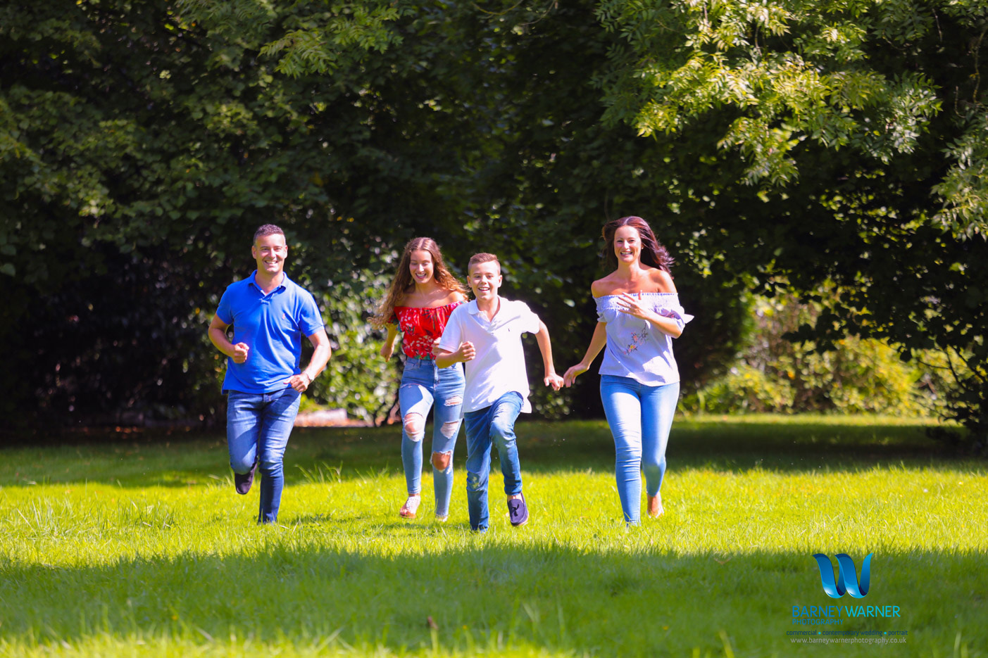 Family Portrait Photography Crawley