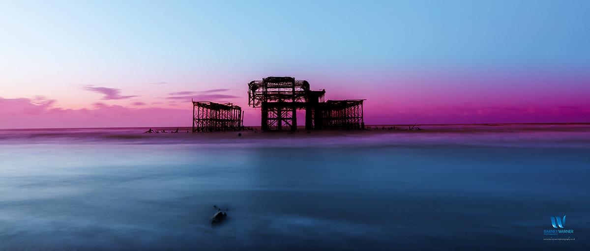 West Pier Brighton Photography