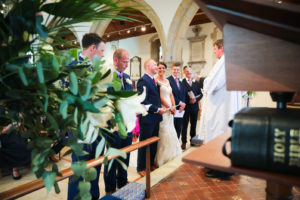 Church Wedding Photographer Sussex